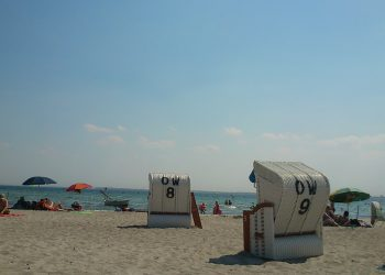Strandkorbvermietung 1