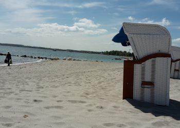 Strandkorbvermietung 2